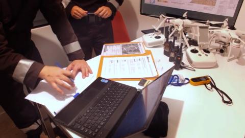 Planificación de Operaciones en nuestras oficinas de Castellana