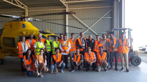 III Curso Aeronáutica Universidad de Teruel