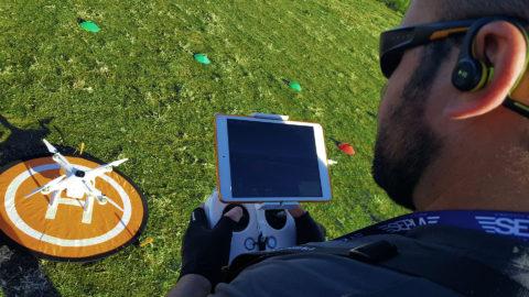 Cinco razones para hacerse piloto de dron