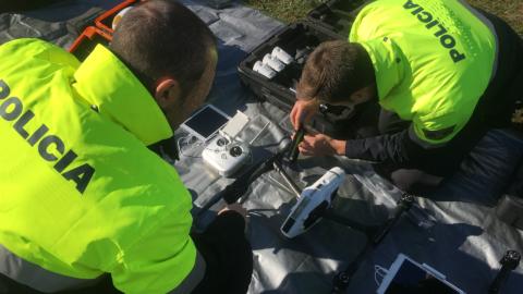 Uso de drones en gestión de Emergencias
